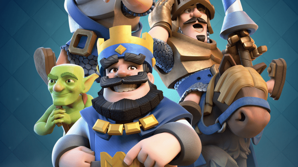 Clash Royale - Kartenspiel oder Tower-Defense