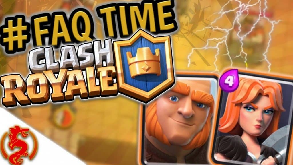 clash royale faq